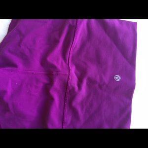 lululemon athletica Shorts - lululemon high waisted booty shorts size 4
